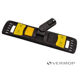 VERMOP Mopphalter SPRINT PLUS, B: 40 cm, Kunststoff, schwarz