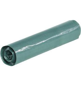 Müllsack stark, LDPE, 0,08mm, 70l, 575x1.000mm, grau