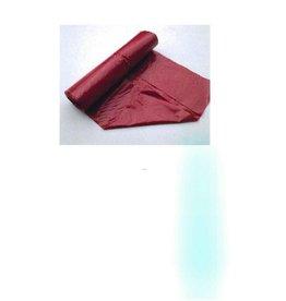 Müllsack, Typ 70, PE, 0,045 mm, 120 l, 700 x 1.100 mm, rot