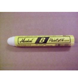 Ölmarker Paintstik® Typ B, Rsp., Schreibf.: weiß [12st]