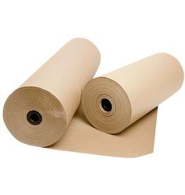 wagener Packpapier, Natronmischpapier, 100 g/m², 75 cm x 240 m, graubraun