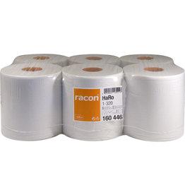 racon Papierhandtuch 1-320R, Tissue(RC), 1lg., Rolle, 20 cm x 320 m, weiß