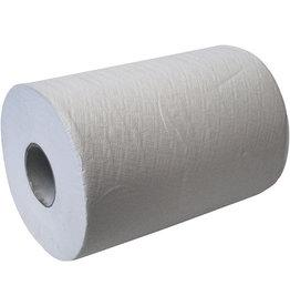 CWS Papierhandtuch, Zellstoff, 3lagig, auf Rolle, 22 cm x 100 m, hochweiß