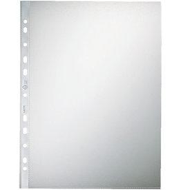 LEITZ Prospekthülle, PP, A4, 0,1 mm, farblos, genarbt