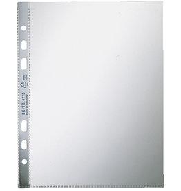 LEITZ Prospekthülle, PP, A5, 0,08 mm, glasklar, glatt