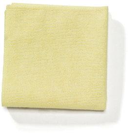 RubbermaidCommercial Products Reinigungstuch Professional, Mikrofaser, 40,6 x 40,6 cm, gelb