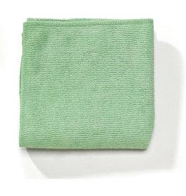 RubbermaidCommercial Products Reinigungstuch Professional, Mikrofaser, 40,6 x 40,6 cm, grün