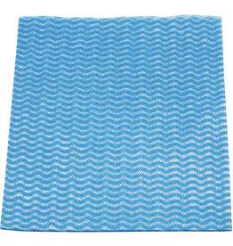 Meiko Reinigungstuch Wischfix perfo, Viskose, 50x38cm, blau