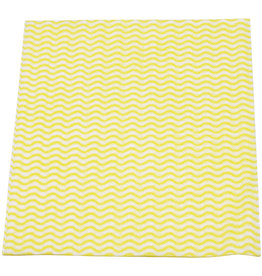 Meiko Reinigungstuch Wischfix perfo, Viskose, 50x38cm, gelb