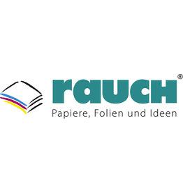rauch Reprokopierpapier 1811/80, 620mmx175m, 75g/m², ECF, weiß, opak