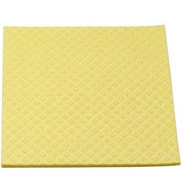 Meiko Schwammtuch, feucht, Maschinenwäsche 60° C, 18 x 20 cm, gelb