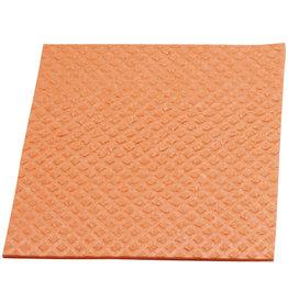 Meiko Schwammtuch, feucht, Maschinenwäsche 60° C, 18 x 20 cm, orange