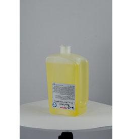 CWS Seifencreme BestCream, Standard, 12 x 500 ml, Zitrus, gelb