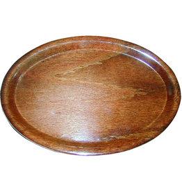 CAMBRO Serviertablett, oval, 23x16cm, braun