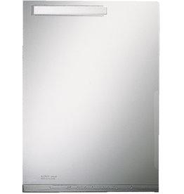 LEITZ Sichthülle Maxi, Fenster oben, A4, 0,2 mm, farblos, genarbt