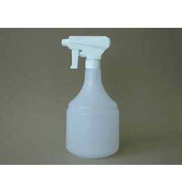 Sprühflasche, 1l, farbl., tr