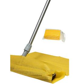 Meiko Staubtuch, imprägniert, 60x60cm, gelb