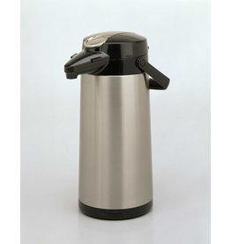 BRAVILOR BONAMAT Thermobehälter Airpot Furento, mit Glaseinsatz, 2,2l