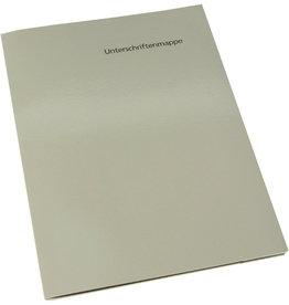 VOKO datox Unterschriftsmappe OM1, Kart., A4, 10 Fächer, silb