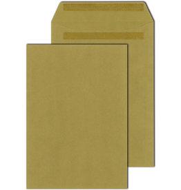 Versandtasche, o.Fe., sk, C4, 229x324mm, braun