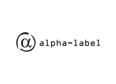 Alpha Label