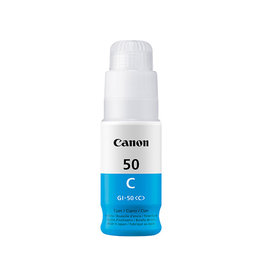 Canon Canon GI-50C (3403C001) ink cyan 7700 pages (original)