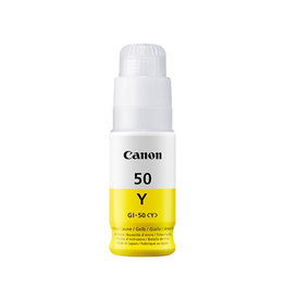 Canon Canon GI-50Y (3405C001) ink yellow 7700 pages (original)