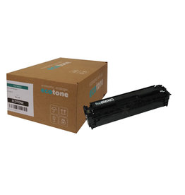 Ecotone HP 131X (CF210X) toner black 2400 pages (Ecotone)