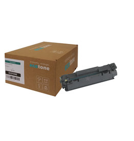 Ecotone HP 35A (CB435A) toner black 1500 pages (Ecotone)