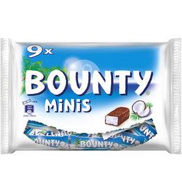 Bounty Schokoriegel, Minis, Beutel