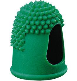 Läufer Blattwender, thermoplastischer Kautschuk, Größe 2, Ø: 15 mm, grün