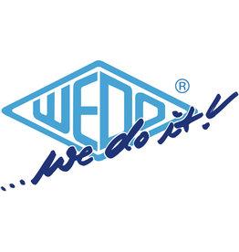 WEDO Profilring, Gummi, grau