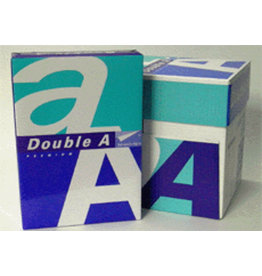 Double A Multifunktionspapier, A4, 80 g/m², ECF, weiß