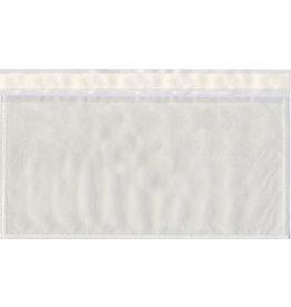 DEBATIN Begleitpapiertasche UNIPACK™ premium, PE, ohne Druck, sk, DL, farblos