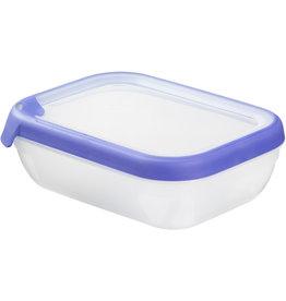 curver Frischhaltedose Grand Chef, 1,2 l, 20 x 15 x 6,5 cm, blau