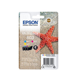Epson Epson 603 (C13T03U54010) ink c/m/y 7,2m (original)