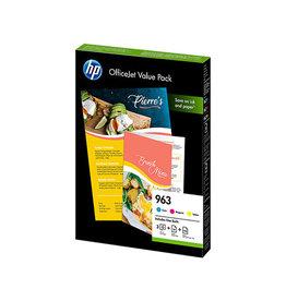 HP HP 963 (6JR42AE) ink c/m/y 3x700 pages (original)