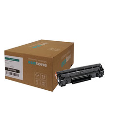 Ecotone HP 44A (CF244A) toner black 1000 pages (Ecotone)