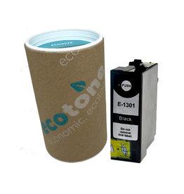 Ecotone Epson T1301 (C13T13014010) ink black 1015 pages (Ecotone)