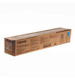 Toshiba Toshiba T-FC415EC 6AJ00000172 toner cyan 33.5K (original)