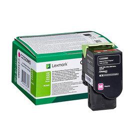 Lexmark Lexmark C2320M0 toner magenta 1000 pages (original)