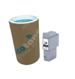 Ecotone Canon BCI-24B (6881A002) ink black 10,5 ml (Ecotone)