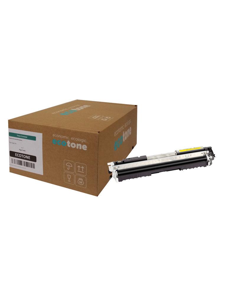 Ecotone Canon 729 (4367B002) toner yellow 1000 pages (Ecotone)