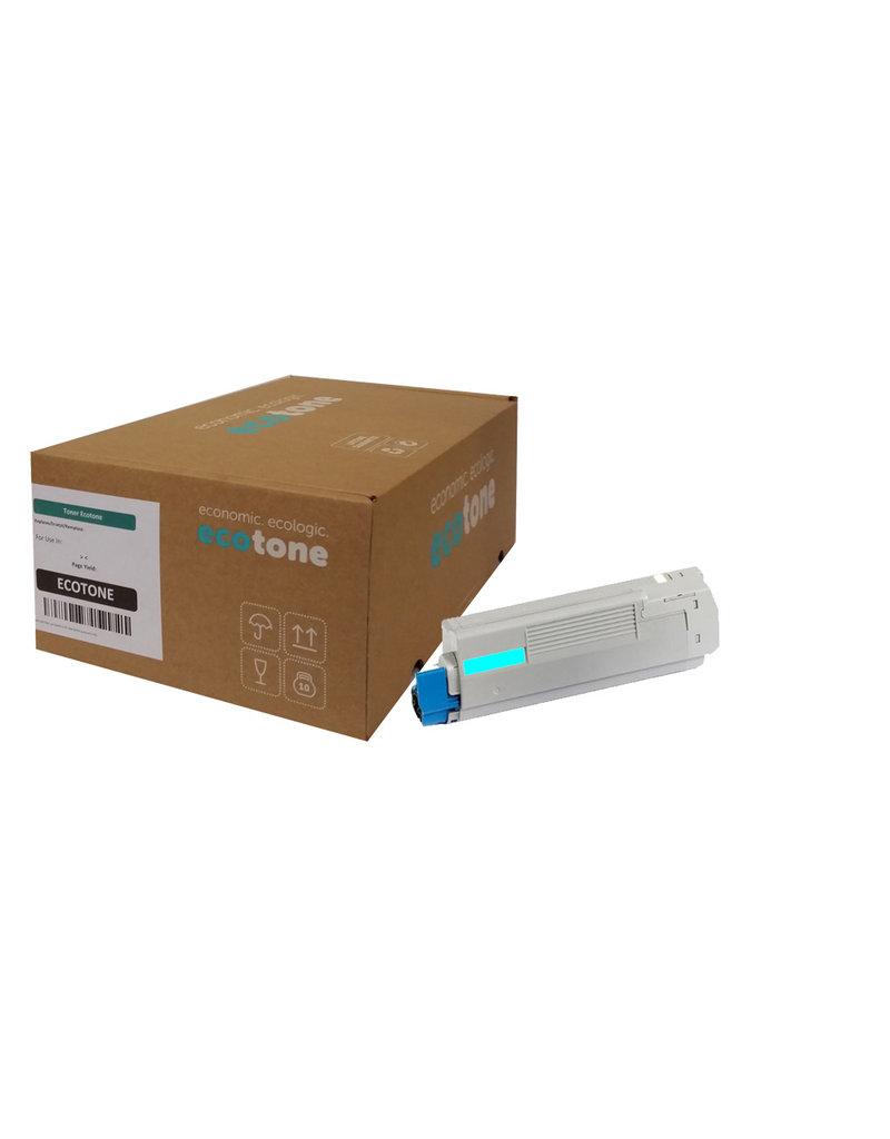 Ecotone OKI 46490403 toner cyan 1500 pages (Ecotone)