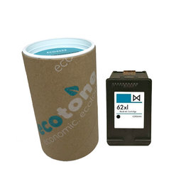 Ecotone HP 62XL (C2P05AE) ink black 600 pages (Ecotone)