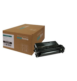 Ecotone HP 80X (CF280XD) duopack black 2x6900 pages (Ecotone)