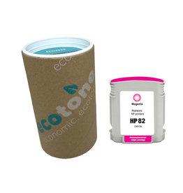 Ecotone HP 82 (C4912A) ink magenta 69ml (Ecotone)