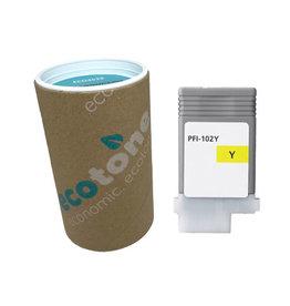 Ecotone Canon PFI-102Y (0898B001) ink yellow 130ml (Ecotone)