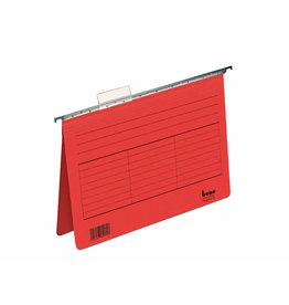 bene Hängehefter, Vetro, Karton, 230 g/m², A4, rot