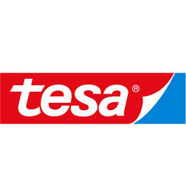 tesa Packband SECURE & STRONG, PP, sk, 50 mm x 50 m, gelb